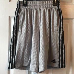 Men's Small Adidas Basketball Shorts